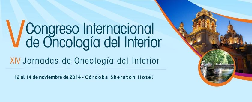 V Congreso Internacional de Oncología del Interior